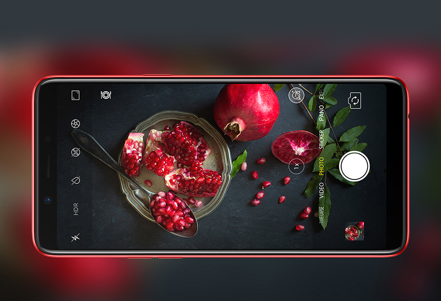 Buy Oppo F7 Youth - 6 2 - 64GB - 4GB - 13MP - Red at Online Shopping Store  | Farjazz pk
