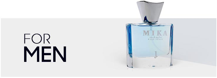 J. Fragrances for Him