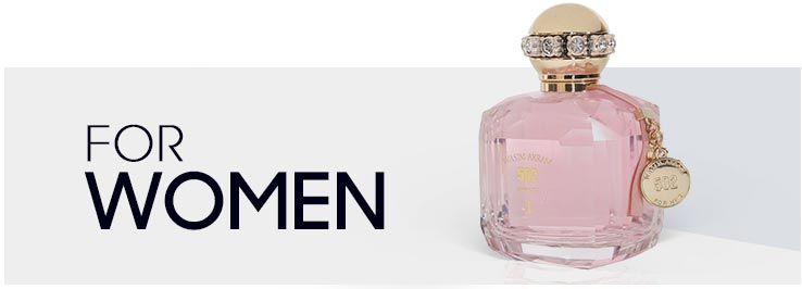 J. Fragrances for Her