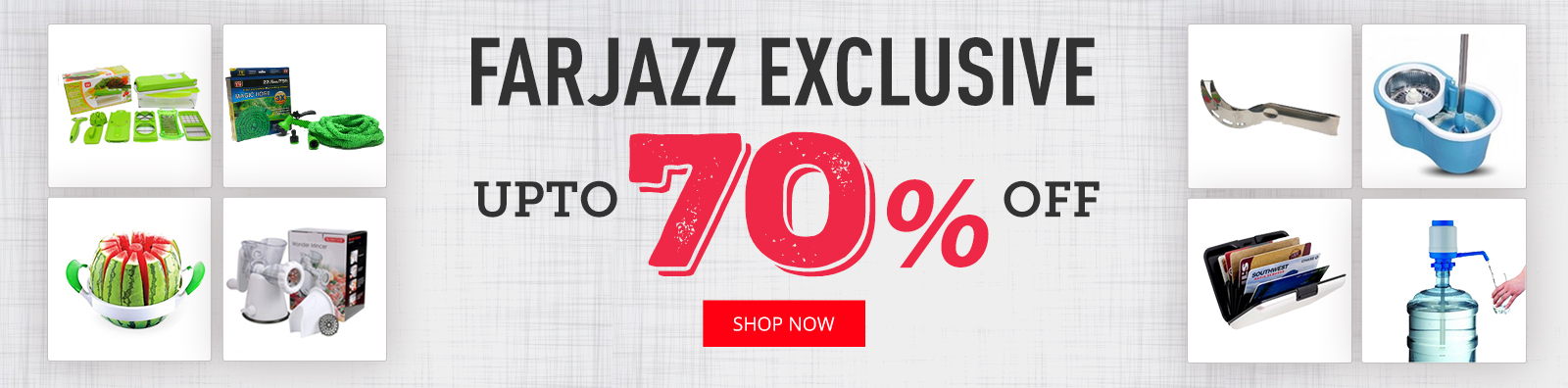 Farjazz Exclusive Products