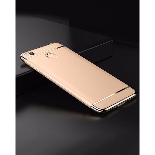size 40 72c70 345d1 Buy Xiaomi Mi Redmi 4X Electroplated Anti Shock Ultra Thin Bumper Case - 3  Piece - Golden at Online Shopping Store | Farjazz.pk
